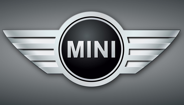 Mini Cooper Emblem Logo Mini Cooper Emblem Logo Grey Wallpaper Hd Widescreen Mini Cooper Mini Logos 3d Logo Design