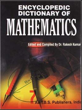 Encyclopedic dictionary of mathematics 1 (A - N)
