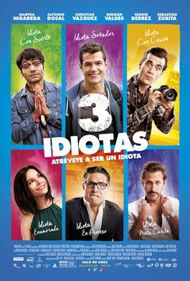 Cinema Unickshak 3 Idiotas Cinemas Usa Premiere 2nd June 2017 Derbez Vadhir Peliculas En Linea