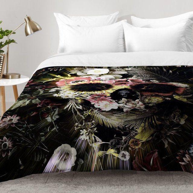 Photo of Garden Skull Comforter Set