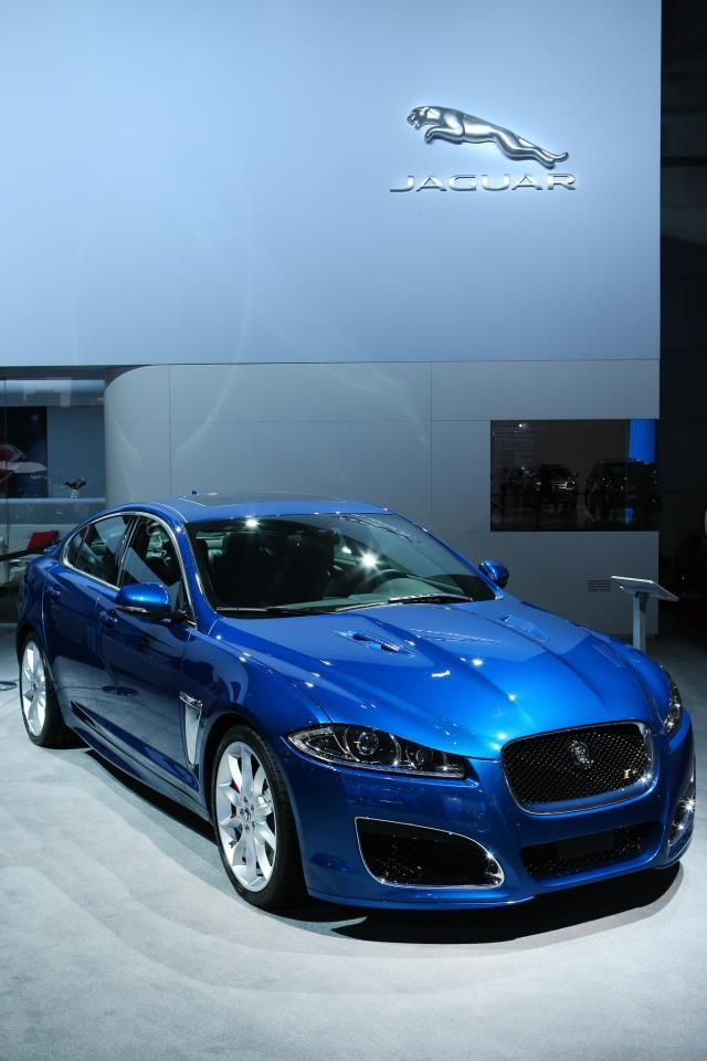 Xfr In Kyanite Blue With All New Speed Pack My Dream Car List