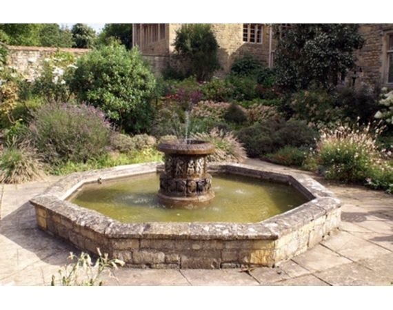 How To Make Outdoor Fountain Bases