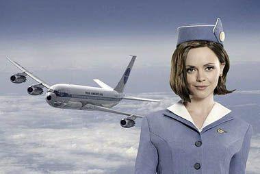 Pan Am - Christina Ricci as Maggie
