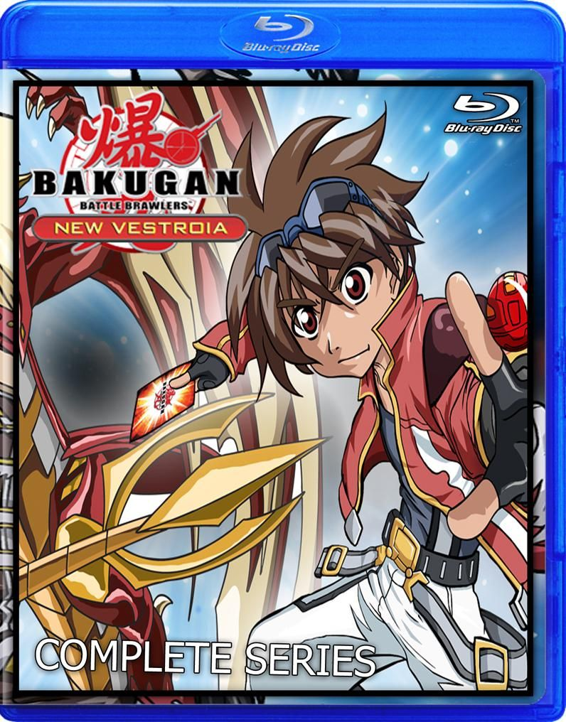 Bakugan Season 2 New Vestroia Seasons, Season 2, Play right