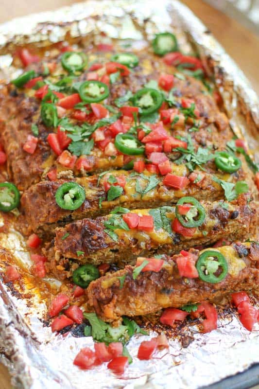 Mexican Turkey Meatloaf Recipea healthy turkey meatloaf  If you like a little spice you will love this Mexican Turkey Meatloaf Recipe While it is filled w