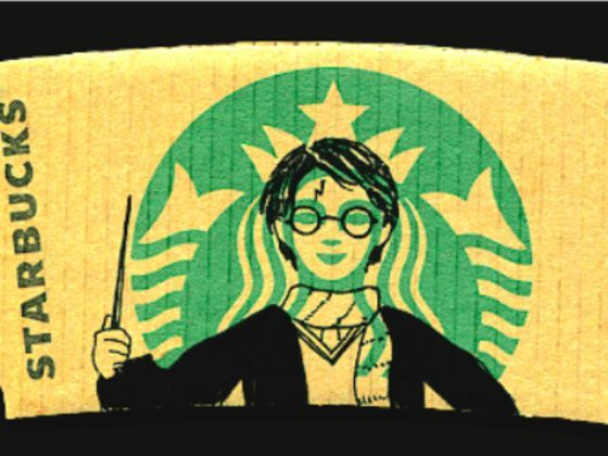 Which Hogwarts house do you belong in based on your favourite Starbucks drink?