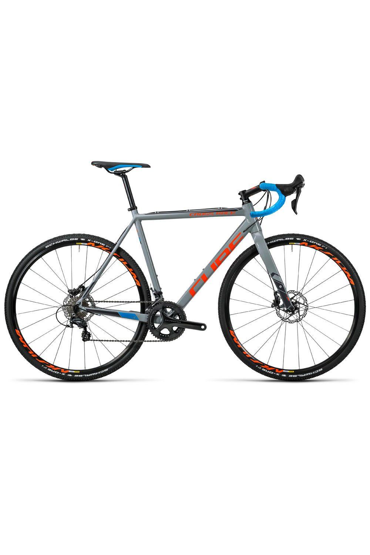 Cube Cross Race Sl 2016 Cyclocross Bike Cyclocross Bicycle