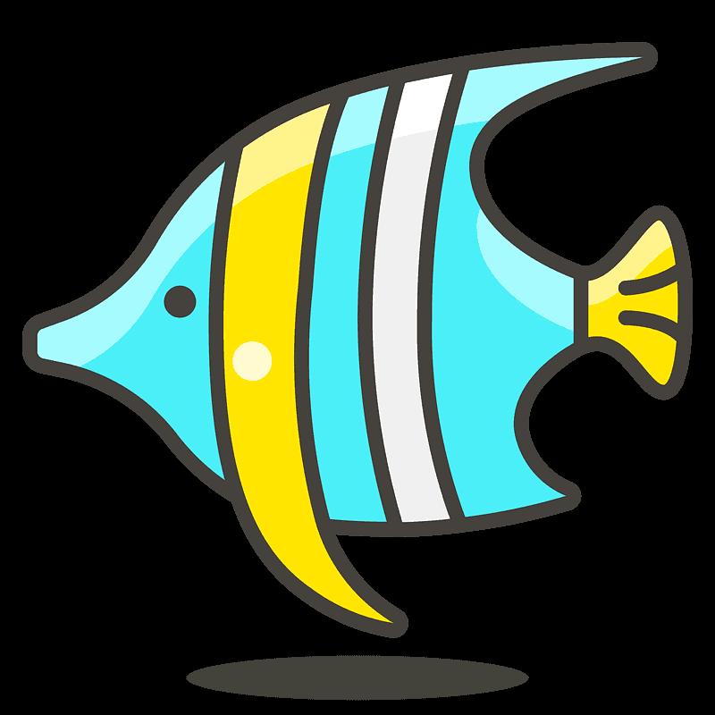 Pin By James Hubbard On Craft To Make Emoji Clipart Fish Emoji Tropical Fish