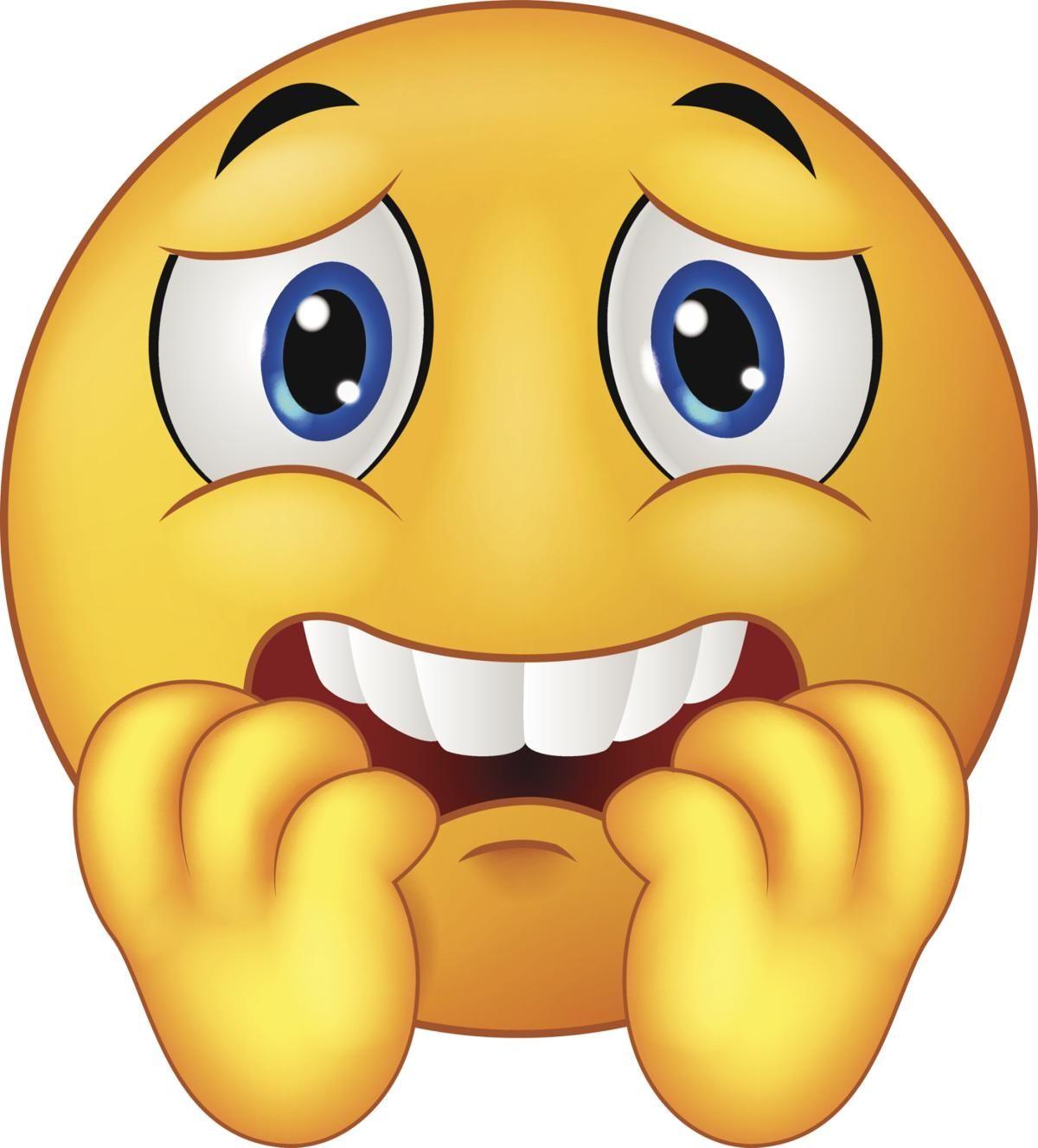 Scared emoticon emoticons pinterest emoticon emoticon biocorpaavc