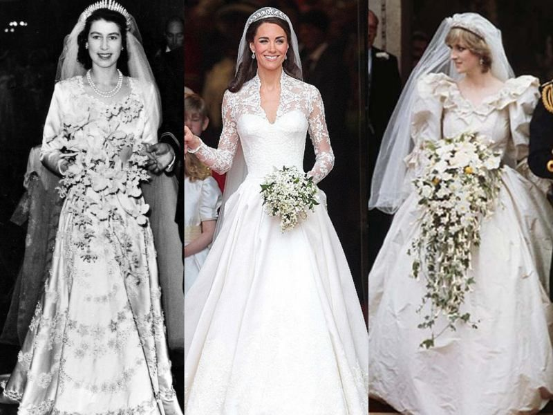 Pin On Celebrity Brides
