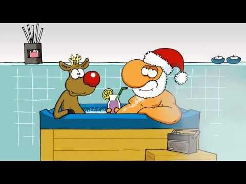 Weihnachtsclips Lustig