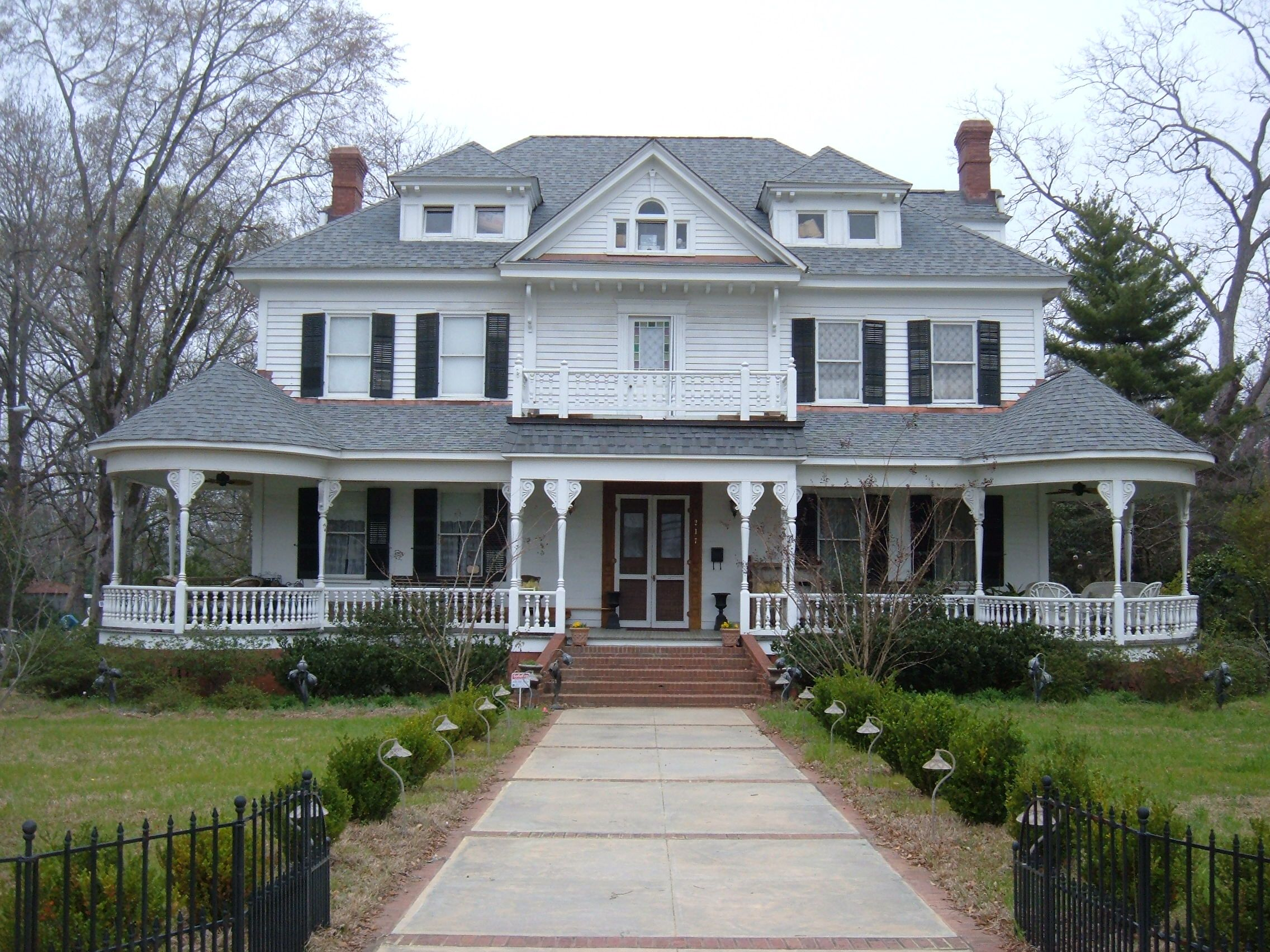 After Brantley Haygood House (Built 1850S)