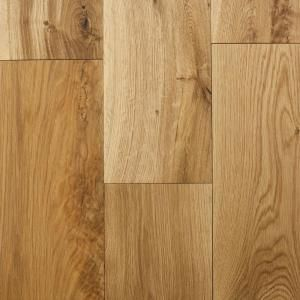 Blue Ridge Hardwood Flooring Castlebury Natural Eurosawn White Oak 1 2 In T X 7 In W X Random Length Eng Hardwood Flooring 31 Sq Ft Case 22098 The Hom Hardwood