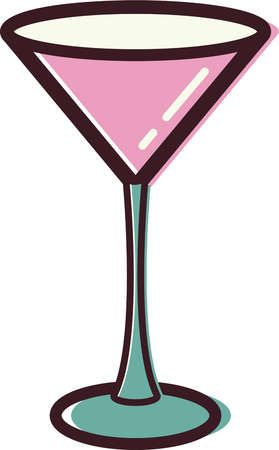 pink martini glass clipart free clip art images coloring book rh pinterest com clip art champagne glass with bubbles clipart champagne bottle