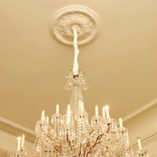 Rozet Origineel Orac Decor R23 Luxxus Plafond Decoratie 71 5 Cm Diameter Plafond Decor Decoratie Rozetten