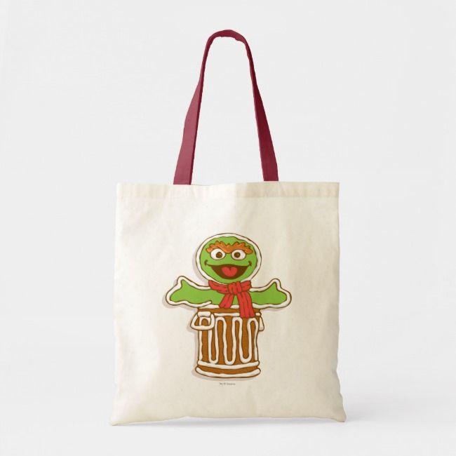 Oscar Gingerbread Tote Bag