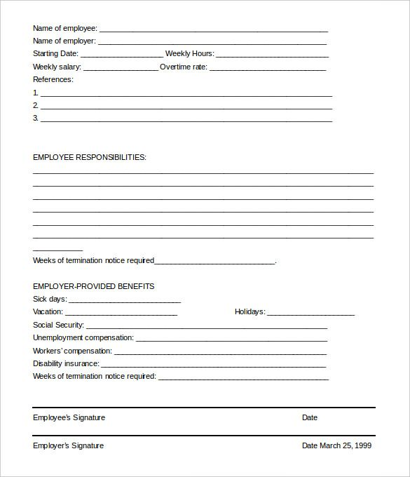 free household employee termination letter template example png - employment request form