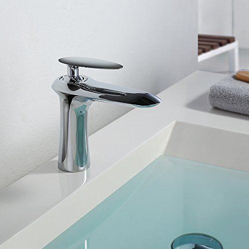 Homelody Zeitgenossisch Chrom Bad Waschtisch Mischbatter 1