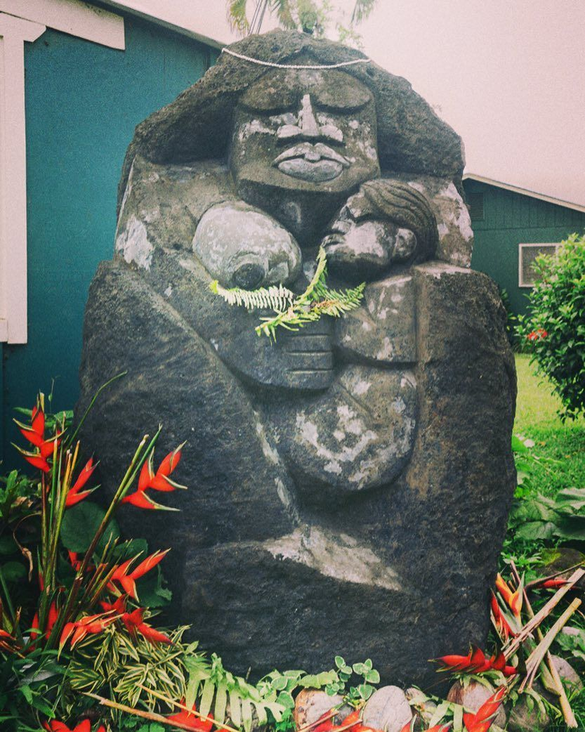 Love Nurturing Travelpics Kauai Mother Waldfriedenstate Instagram Inspiration Painting Art