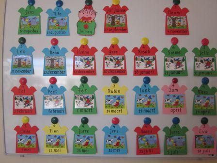 Feestkroontjes Feest Verjaardagskalender Idee 235 N