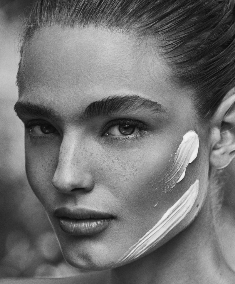 Harper's Bazaar Spain — Beauty Cover Story — rosacopado -   22 beauty Editorial harpers bazaar ideas
