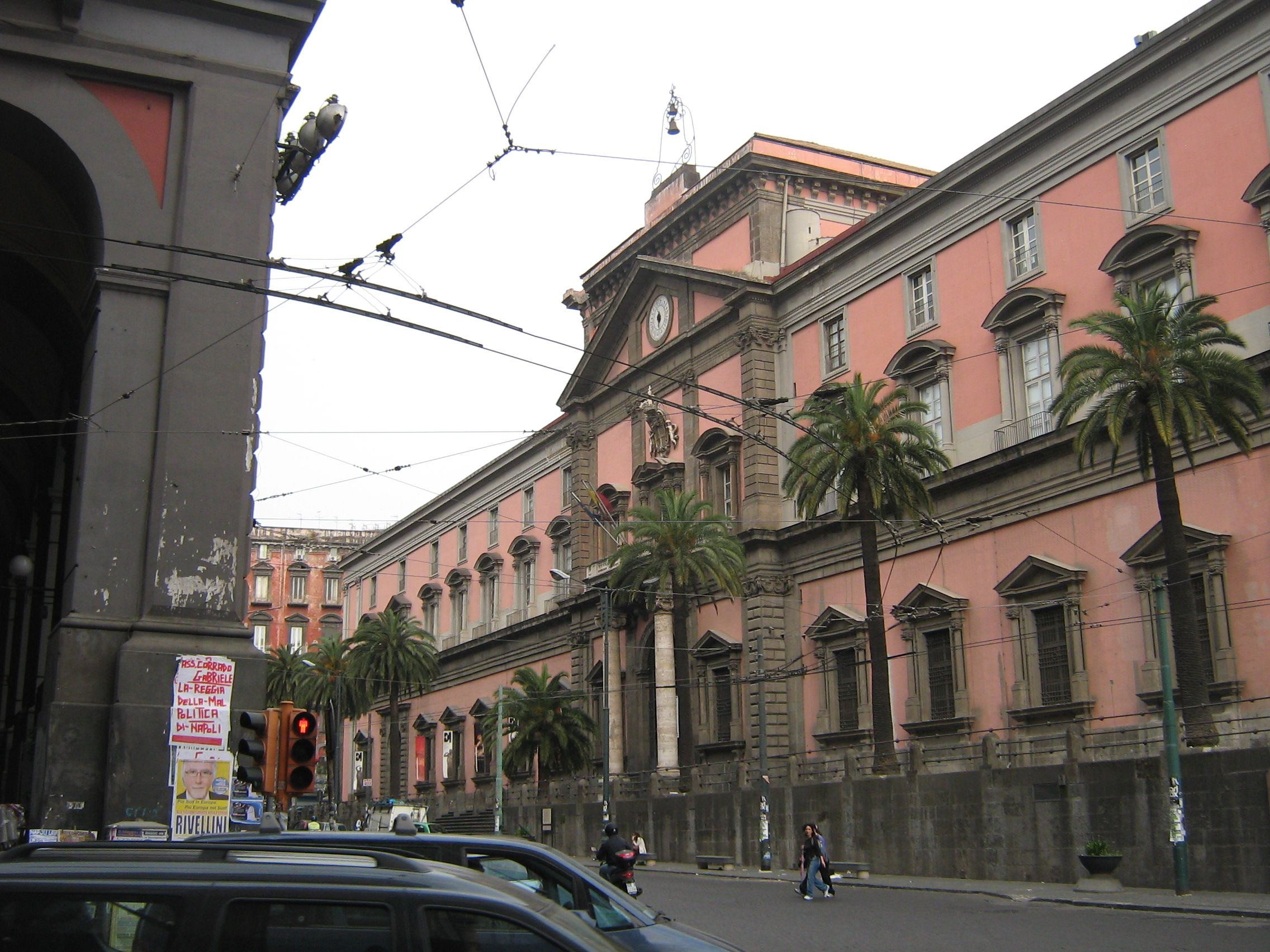 Archelolgical Museum of Naples - Google Search (With ...