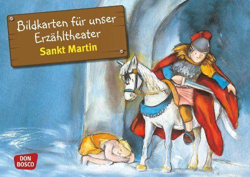 Sankt martin kamishibai bildkartenset kiga for Kindergottesdienst herbst