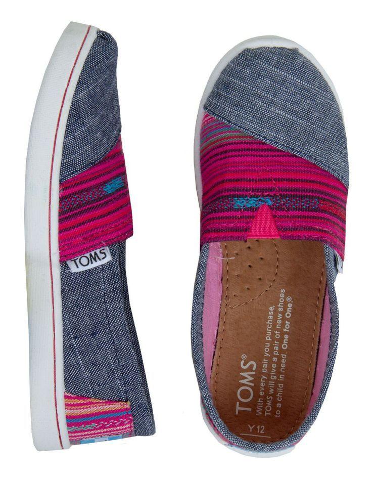 Toms Serape Tennis Shoe