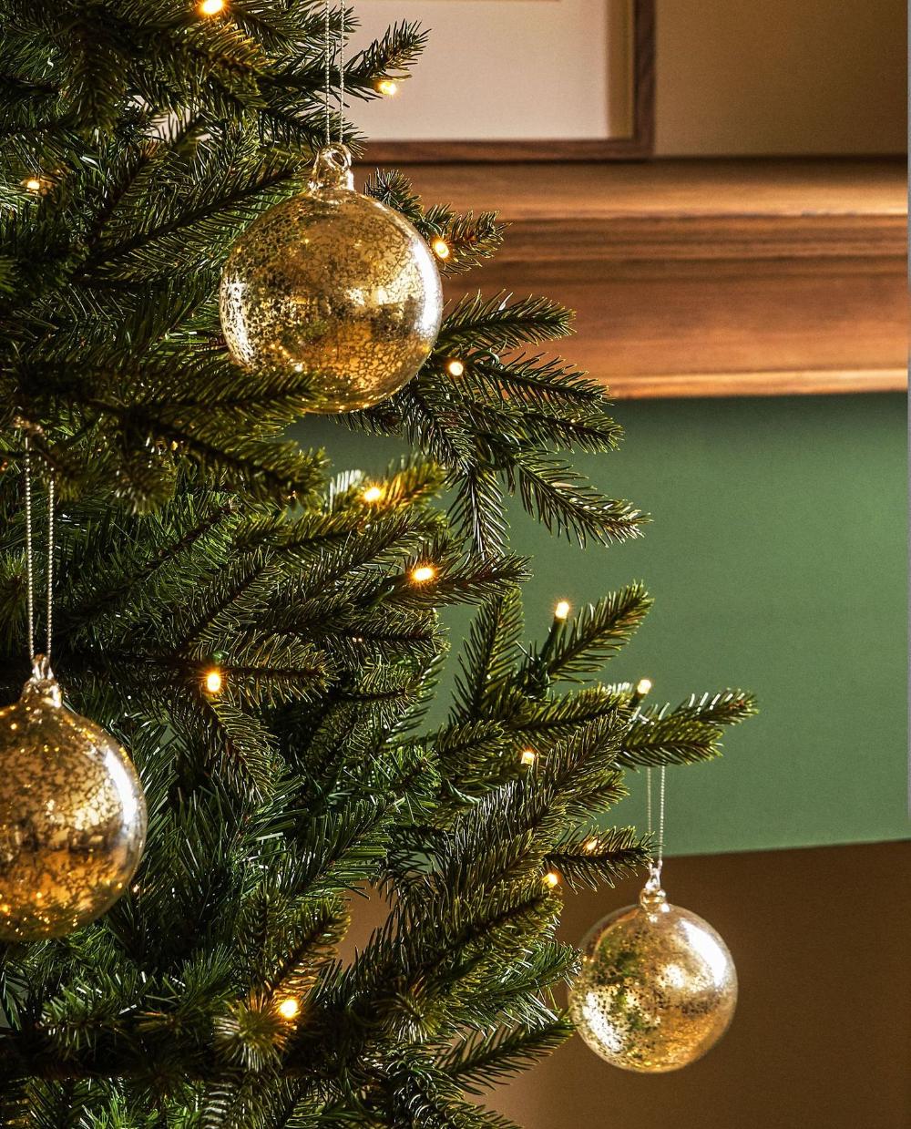 3 en Bois Décorations Pour Arbres De Noël Suspendu Noël Renne Père Noël Craft Ornement