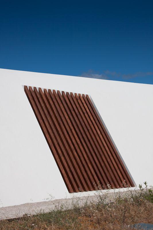 House In Tavira By Vitor Vilhena Architects I Like Architecture