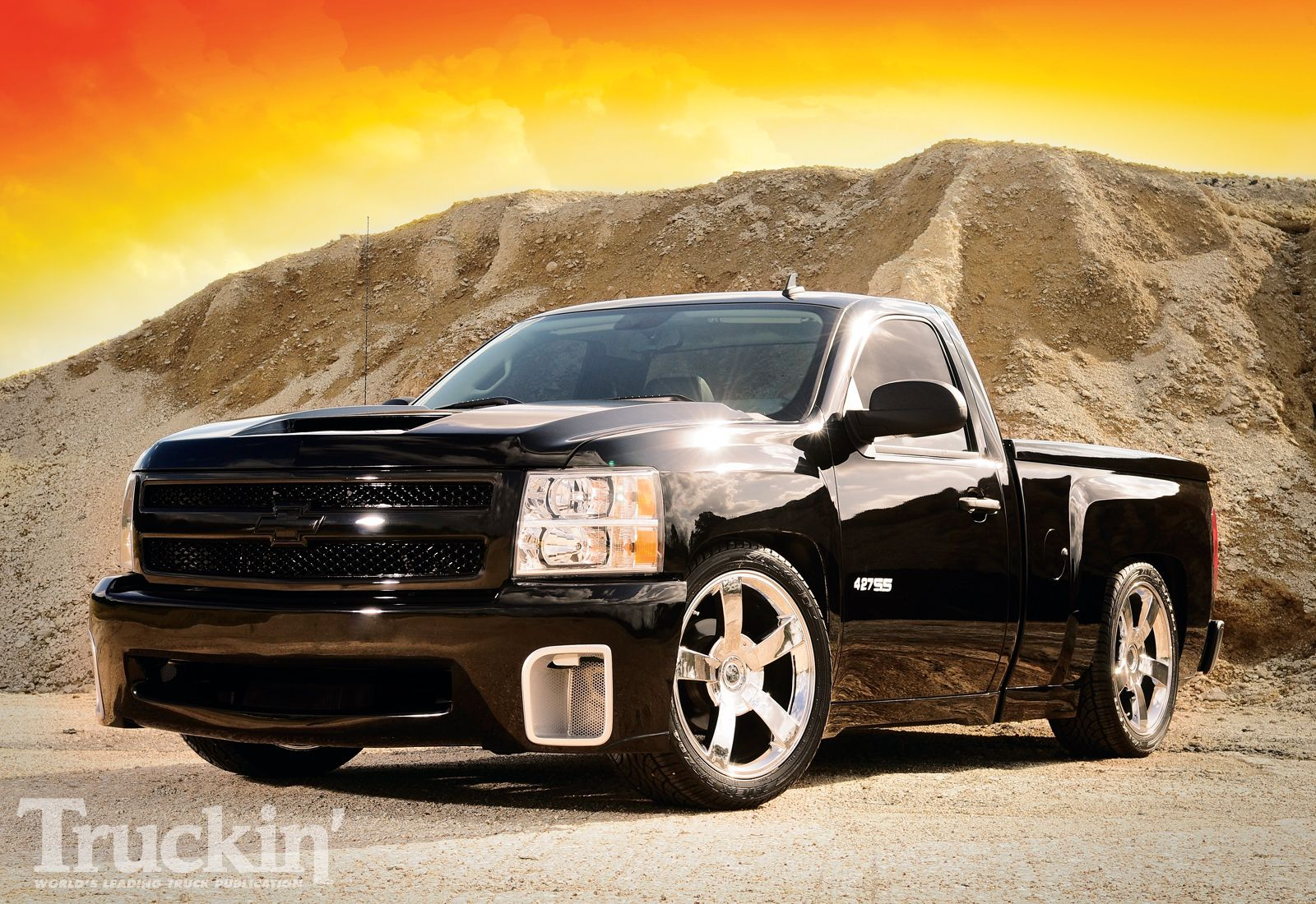 All Types single cab silverado ss : Chevrolet Silverado 427 SS | trucks | Pinterest | Chevrolet ...