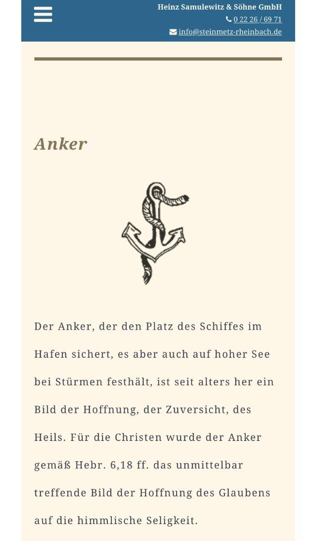 Andreas Samulewitz, #Steinmetz- & #Bildhauermeister, #Grabmale ...