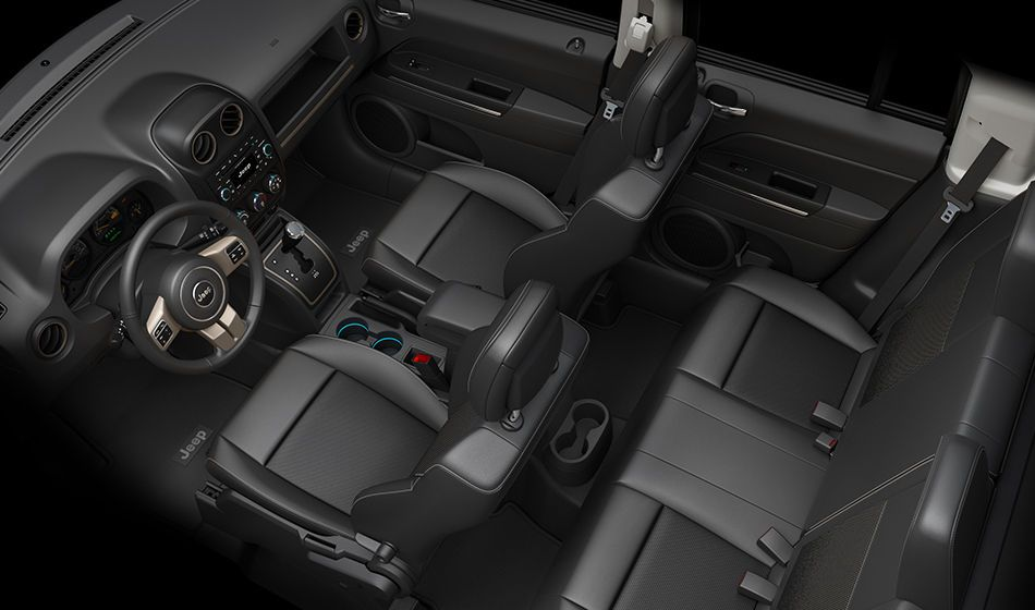 2016 Jeep Patriot Interior Seat