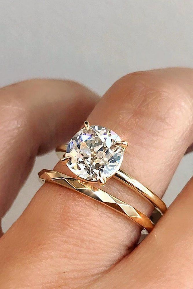 33 Rose Gold Wedding Rings You'll Fall In Love With | Wedding Forward