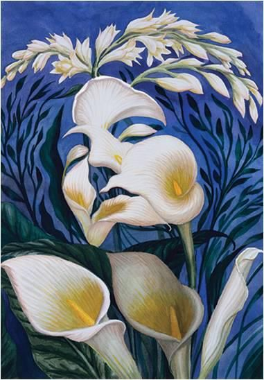 Mujer de alcatraz | Arte asombroso, Ilusiones opticas, Producción artística