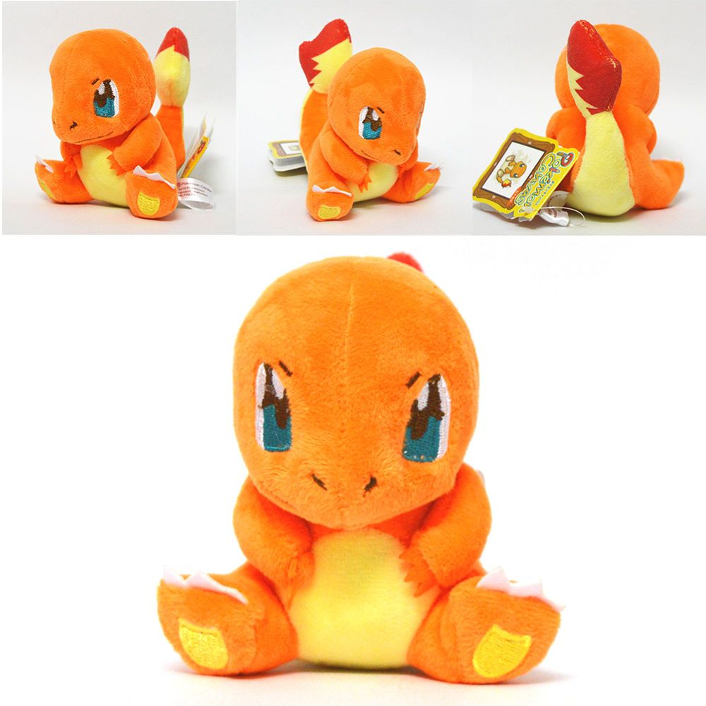 "Pokemon Ghost-type Gastly 5/"" Plush Doll Animal Figure Christmas Gift Ornament"