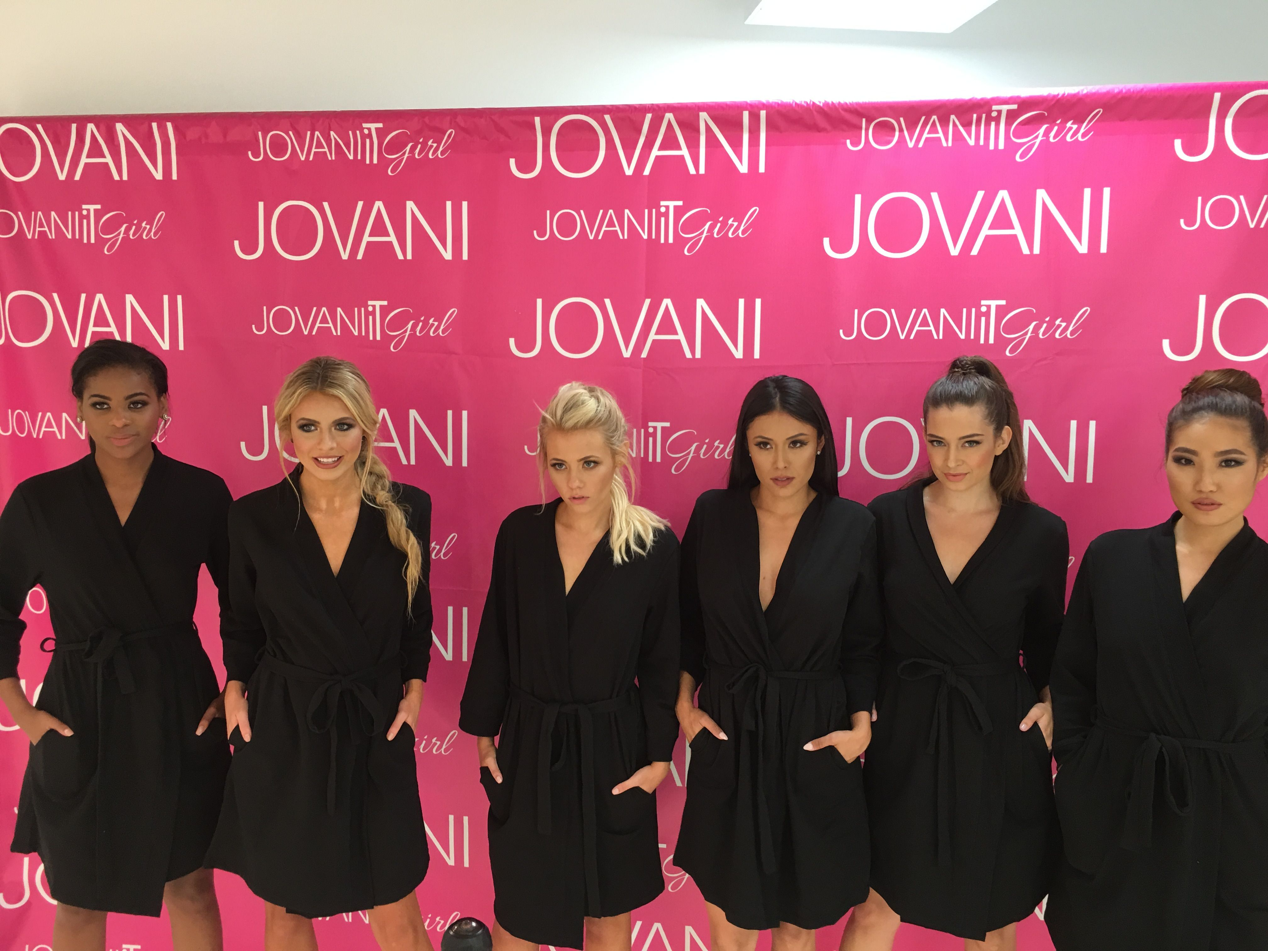 Check out the 2016 Jovani It Girl contestants. Who is going to take ...