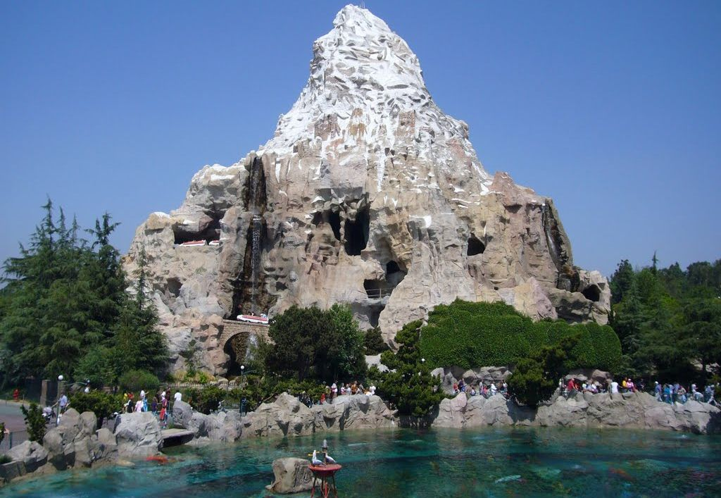 The Matterhorn Bobsleds - The Top 6 Most Thrilling Rides at Disneyland Resort