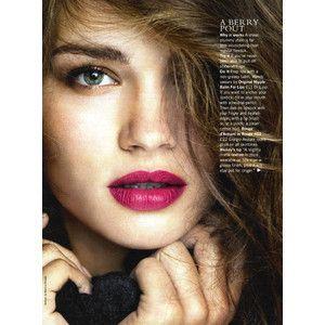 Tara Lynn Dark Pink Lips Eyeshadow Lipstick   Make-up   Pinterest ...