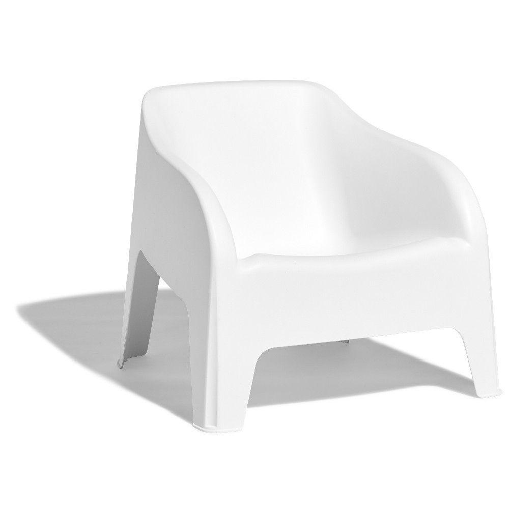 jardin pas cher gifi fauteuil blanc