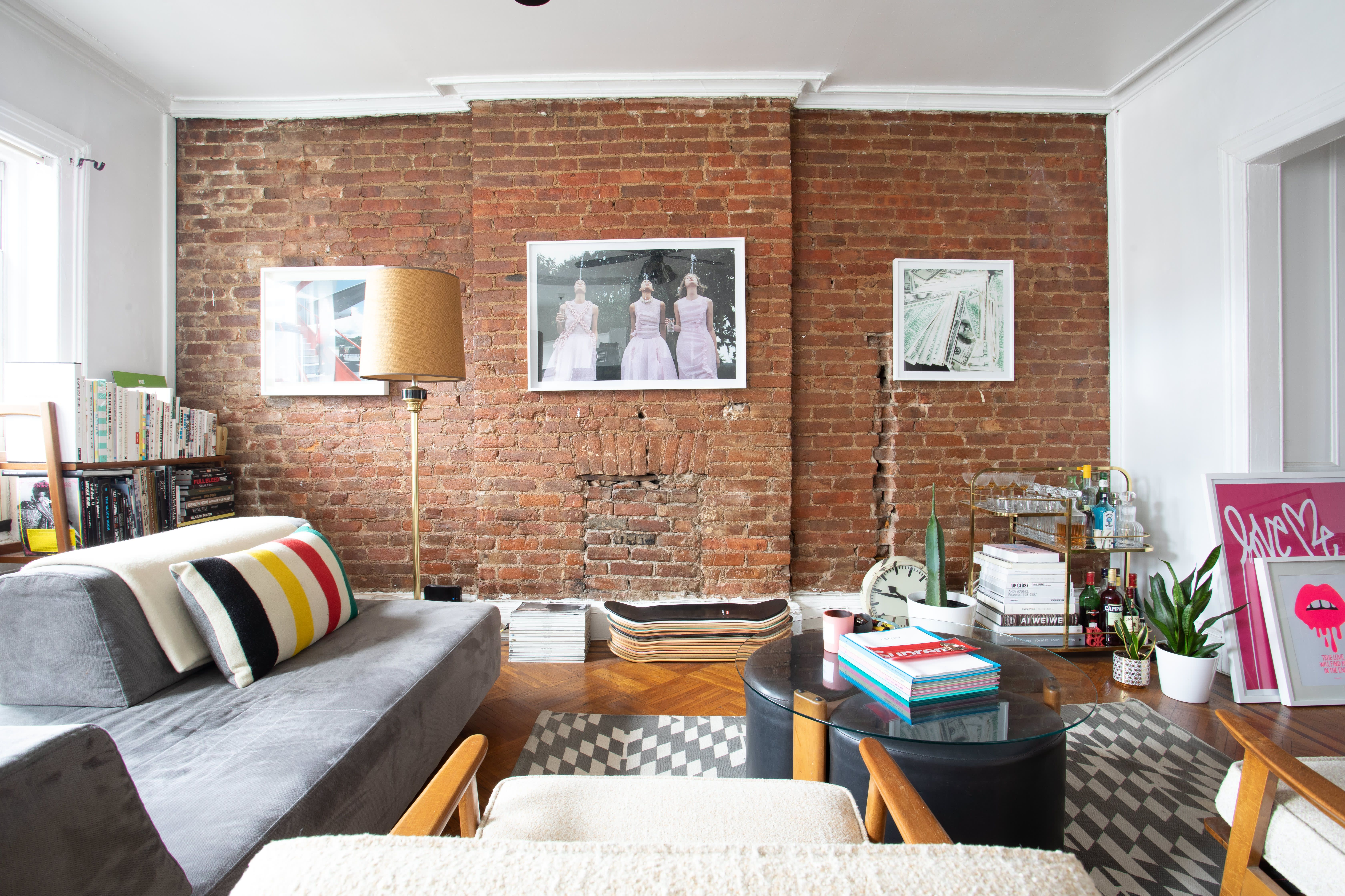 This Brooklyn Apartment Is For Fans Of Fashion Photography And