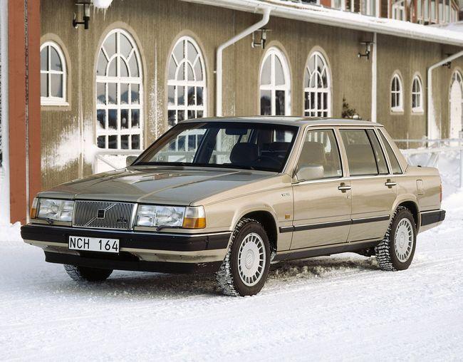 Volvo 760 1982 1990 Youngtimer Automobil Oldtimer