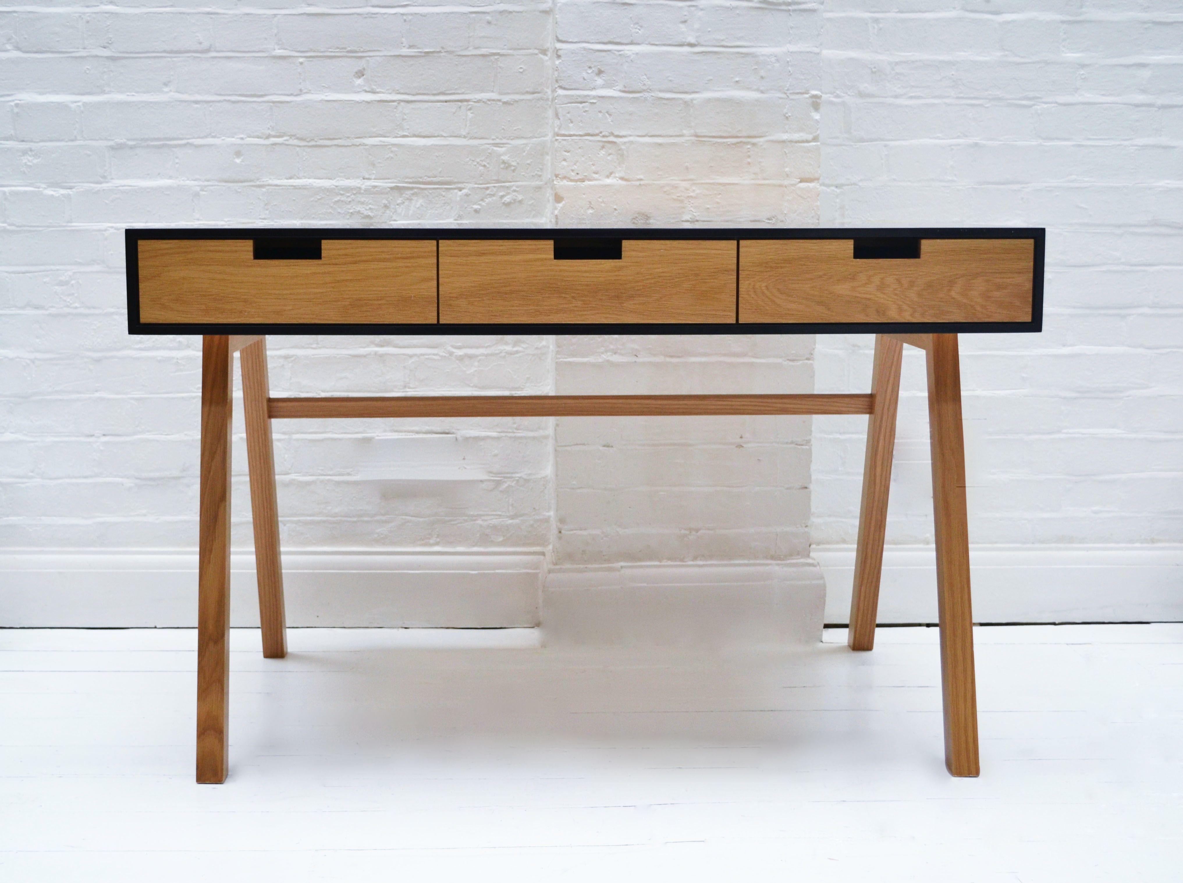 london solid oak 5. Black Corian Solid Oak Writing Desk Design By Nico. Tent London, Stand F14 Hall London 5