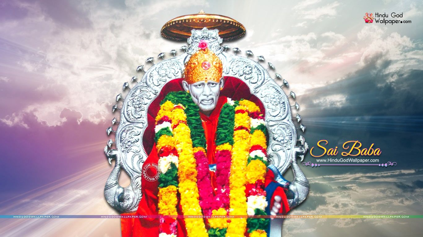 Hd wallpaper sai baba - Shri Sai Baba Wallpapers