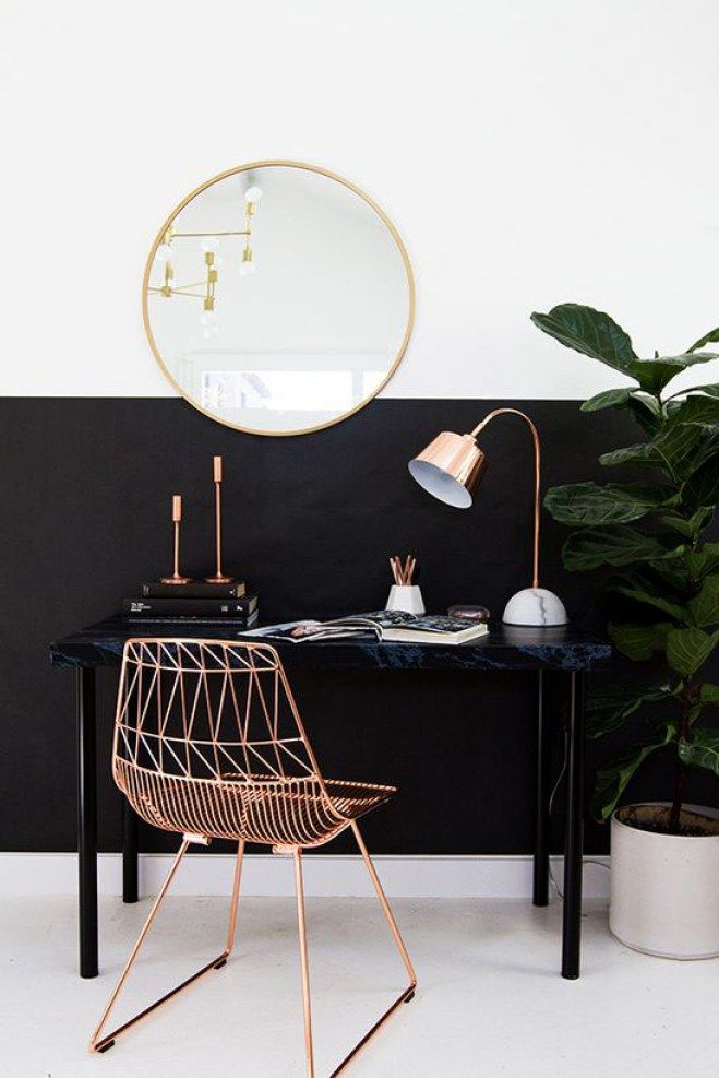 44 Pinterest Worthy Home Offices To Inspire The Girl Boss In You in