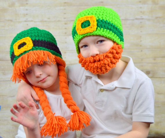 Leprechaun Hats Saint Patricks Day photography props Kiss Me I\'m ...