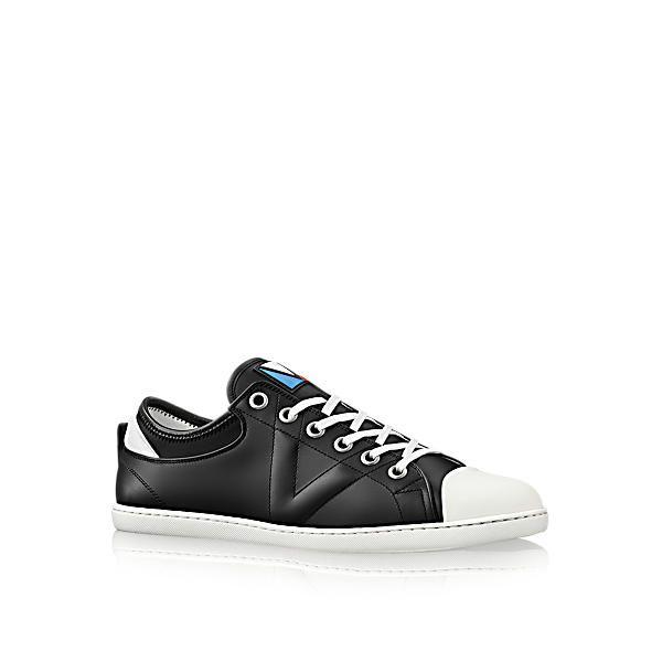 LOUIS VUITTON Baseball Sneaker. #louisvuitton #shoes #