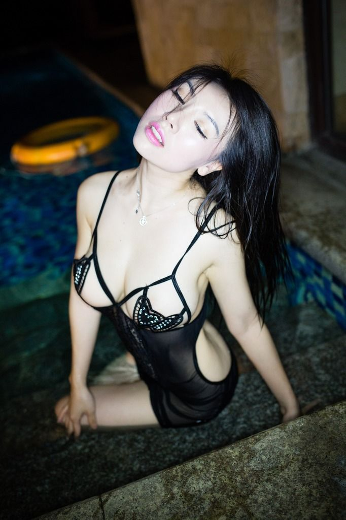 Hot asian women stripping