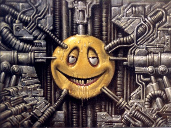 Smiley Machine