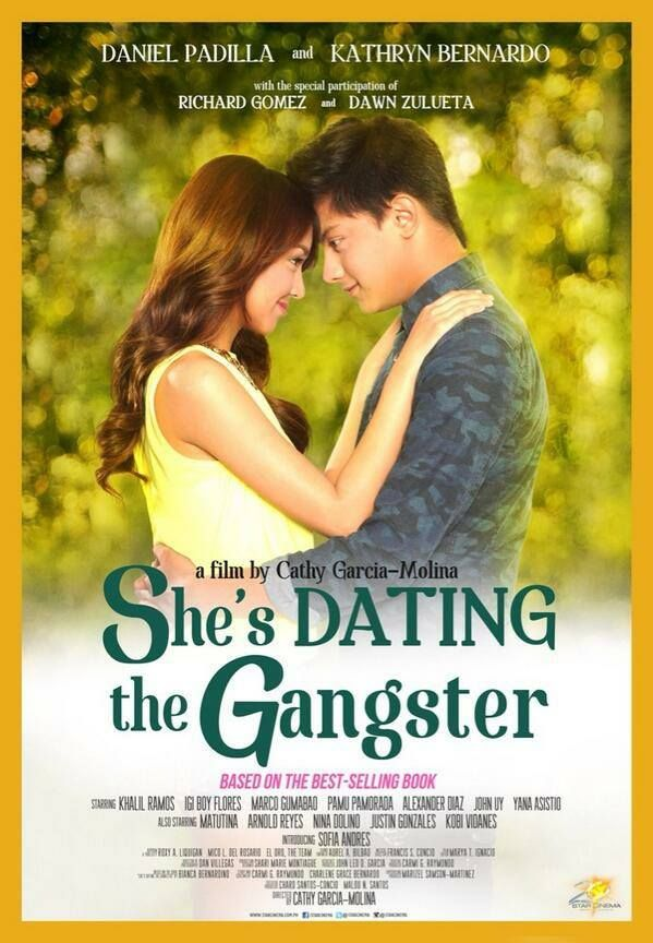She's Dating The Gangster(contains tagalog language you may not understand!)